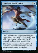 baile de 4 x de la Skywise. NM/M | Dragones de Tarkir | MTG Magic