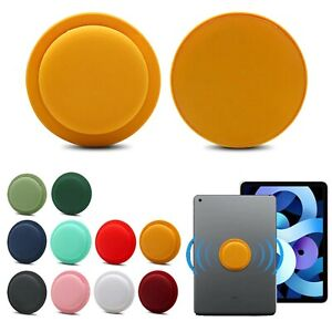 For Apple Airtag GPS Back Adhesive Mount Cover Airtags Tracker Silicone Case