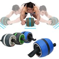 Home Exercise Abdominal Roller Belly Core Abdominal Trainer Fitness Equipment