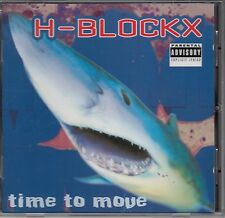 H-Blockx - Time To Move, CD