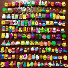 Lot 2017 100PCSRandom Shopkins of Season 1 2 3 4 Loose Toys Action Figure Doll