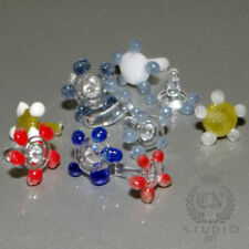 12 x Glass Pipe Screen Daisy Flower Smoking Hookah Colors SMALL LOT