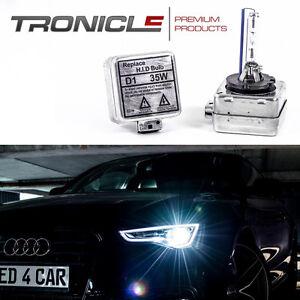 2 x D1S XENON BRENNER BIRNE Lampe Peugeot 8000K E4 Prüfzeichen NEU Tronicle®