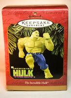 Hallmark: The Hulk - Marvel - The Avengers - 1997 - Keepsake Ornament