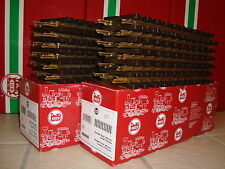 LGB 10000 STRAIGHT & 11000 R1 CURVED BRASS TRACK SET OF 24 PIECES NEW IN BOXES!