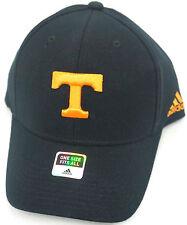 c7bb2a6e34f NCAA Tennessee Volunteers Adidas Curve Brim Cap Flex Fit Hat OSFA NEW!
