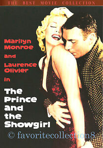 The Prince and the Showgirl (1957) -Marilyn Monroe,Laurence Olivier(Region All)