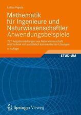 Mathematik für Ingenieure und Naturwissenschaftler - Anwendungsbeispiele von Lothar Papula (2012, Taschenbuch)