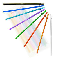 Color Replacement  Acrylic Straw Set of 6,