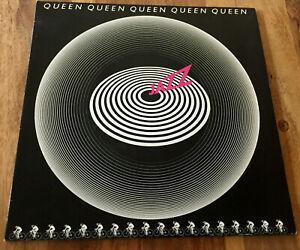 """12"""" LP - Queen - Jazz - EMI (5C) 1C 064-61820 + Poster - Sammlung"""