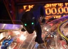 CIRCUS VOLTAIRE Pinball Active Green Eye Black Panther SIMBA Mod Cirqus