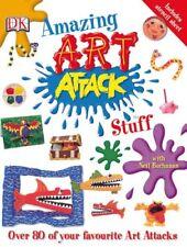 "Amazing ""Art Attack"" Stuff,Neil Buchanan"