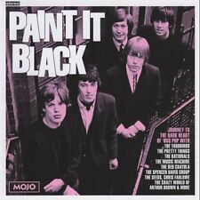 MOJO Paint It Black 15trk CD Pretty Things Yardbirds 13th Floor Elevators