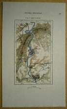 1892 Perron map HOLYOKE & SPRINGFIELD, MASSACHUSETTS (#40)
