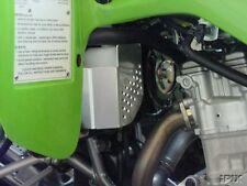Suzuki LTZ 400 KFX hepatv aluminum coolant bottle guard new!!