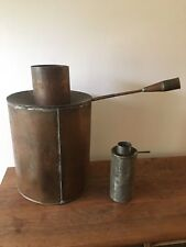 Antique Vintage Copper Moonshine Booze Liquor Outlaw Still Handmade