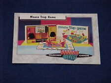 Classic Toys Trading Cards Mouse Trap Game