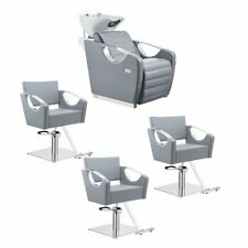 Beauty Salon Package Deals Salon Chair and Shampoo Unit Package