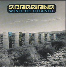 """Scorpions Wind Of Change 45T 7"""" france french pressing"""