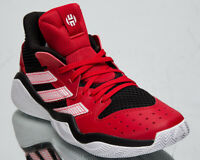 adidas Harden Stepback Men's James Black Red White Basketball Sneakers Shoes