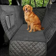 Dog Car Seat Cover Car Travel Pet Dog Carrier Car Bench Seat Cover Waterproof