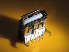USB  Einbaubuchse, Kupplung Typ A , Printmontage. 5 Stück