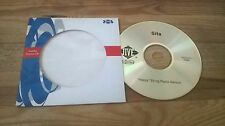 CD Pop Sita - Happy / String Radio Version (1 Song) MCD JIVE REC cb