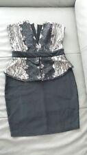 Lipsy Abendkleid Gr.36 kurz