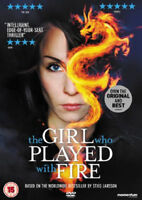 The Girl Who Played Con Fuego DVD Nuevo DVD (MP1016D)