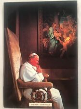 His Holiness Pope John Paul II Postcard - Colourmaster International GS2576
