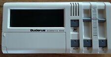Buderus ECOMATIC 4000 RE4 FMEC