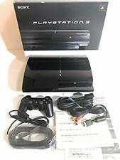 PLAYSTATION 3 (20GB) PS3 sony CECHB00 japan with box compatible ps2 ps1