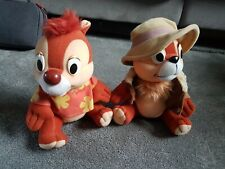 """Disney Chip And Dale 8"""" Soft Toy"""