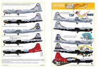 kits-world 1/144 b-29 SUPER FUERTE #144008