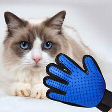 Щетка для чистки магия перчатка питомцев собака кошка массаж удаление волос уход грумера