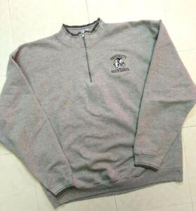 Vintage UND North Dakota Fighting Sioux Sweatshirt Mens Size XL Champion Grey