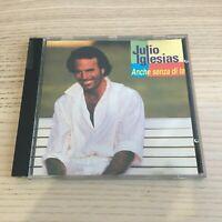Julio Iglesias _ Anche Senza di Te _ CD Album _ 1992 Columbia Italy