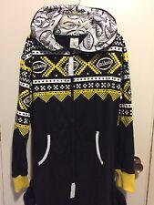 Mikes Hard Lemonade One Piece Pajamas size XL