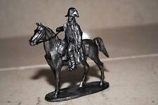 Soldado De Plomo Juguete, Napoleón en el caballo, rara, Regalo, Decoración De Juguete detallado,
