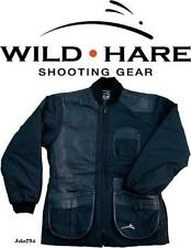 Wild Hare Cold Weather Coat - Black Leather Rh Larger # Wh-480L-Bk-Rh-L