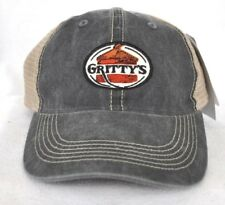 315cb87b88a1c  GRITTY S BREW PUB  Maine Vintage Dirty Wash Trucker mesh Ball cap hat   OURAY