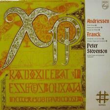 Andriessen/Franck(Vinyl LP)Third Choral/Choral No.3-Philips-4F07008-UK-Ex/Ex