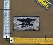 "Ricamata / Embroidered Patch ""Seal Insignia"" NWU II/Aor1 with VELCRO® brand hook"