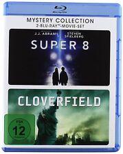 Super 8 / Cloverfield [Blu-ray](NEU/OVP)(2 Disc) J.J. Abrams + Steven Spielberg