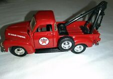 Road Champs Diecast Texaco 1953 Chevrolet C3100 Wrecker Tow Truck/Pick-up 1:43