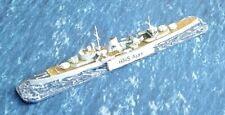3D Impreso HMS Ajax 1:1800, victoria en el Mar Etc
