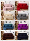Stretch Fit Sofa Cover Lounge Couch Easy Removable Slipcover Washable 1-4 Seater