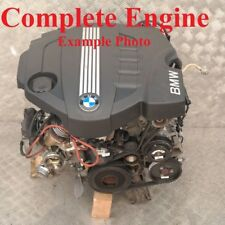 BMW 5 Series E60 E61 LCI 520d Bare Engine Diesel N47 N47D20A 177HP WARRANTY