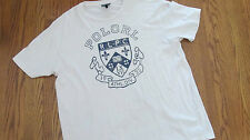 RARE vintage Polo Ralph Lauren crest pwing tee shirt vtg 80s 90s Lo sport NYC