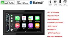 New Dual DAC1025BT Android Auto Carplay 6.2'' Mechless Digital Media Free Camera